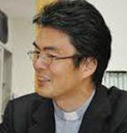 川上直哉氏(日本基督教団石巻栄光教会主任担任教師)